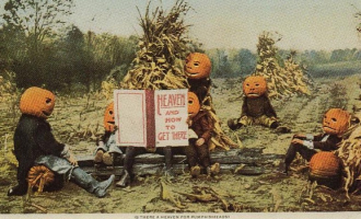 Halloween in the Bible