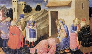 Birth Of Jesus Wise Men
