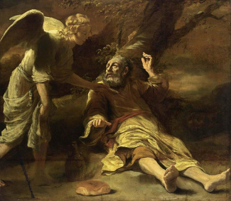 elijah and elisha sermon