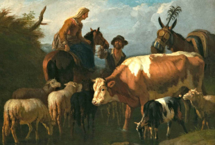 Meaning of Jesus separating sheep and goats