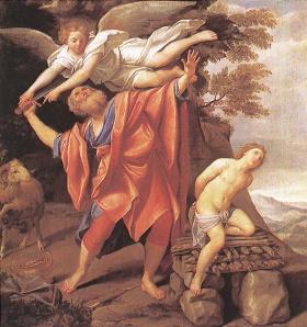 O sacrifício de Isaac